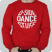 Реглан «D.side dance stuff»